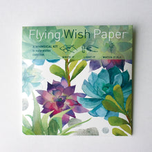 Load image into Gallery viewer, Flying Wish Paper - Succulents