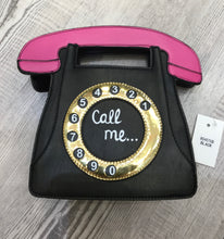 Load image into Gallery viewer, Call Me Vintage Phone Cross Body Purse