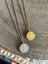 Load image into Gallery viewer, St. Christopher Dainty Necklace