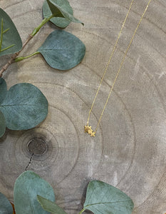 Puzzle Dainty Necklace