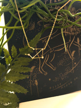 Load image into Gallery viewer, Libra Constellation Necklace