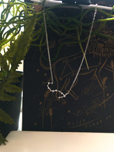 Load image into Gallery viewer, Scorpio Constellation Necklace