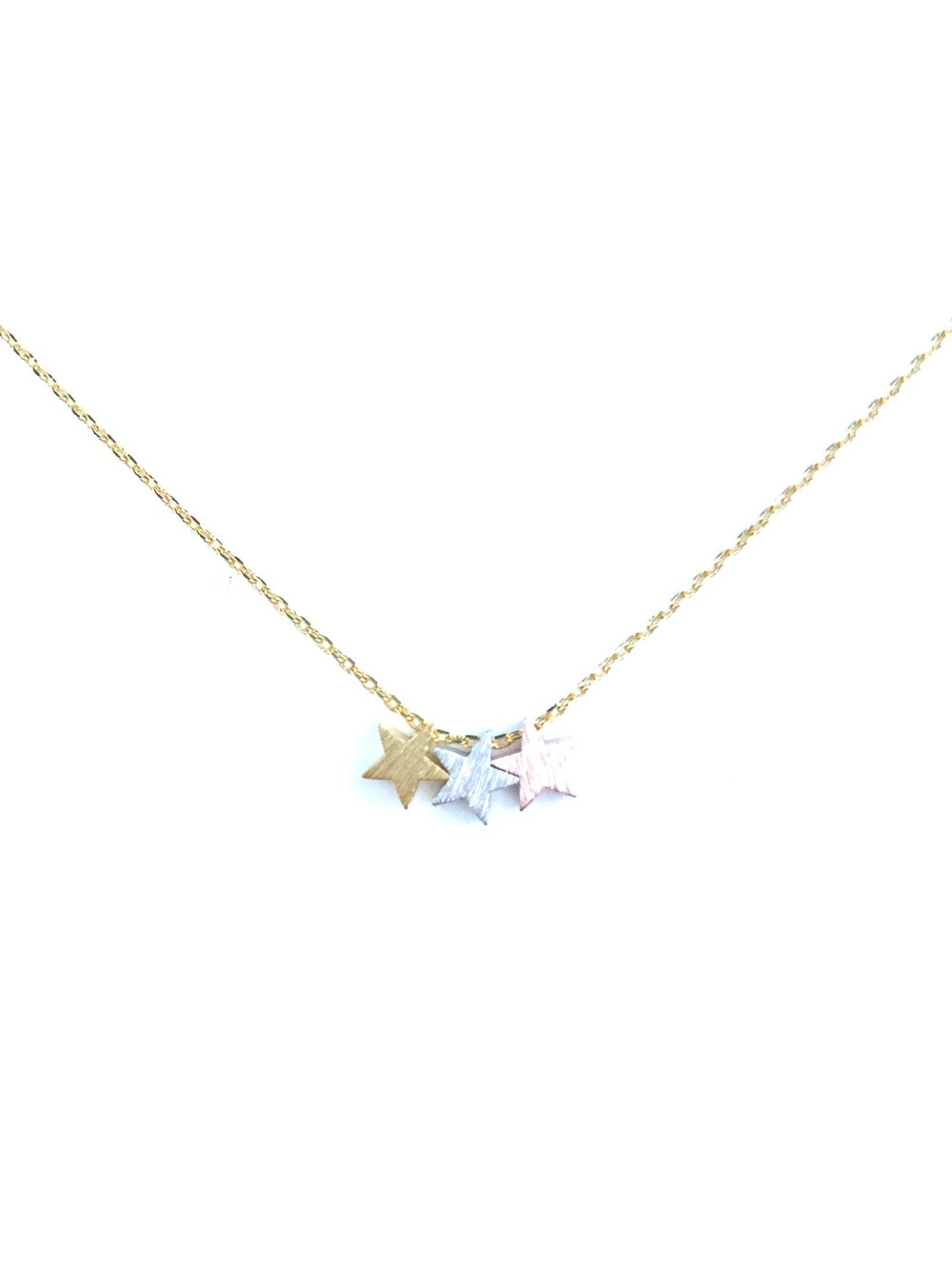 All the Stars Dainty Necklace