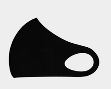 Load image into Gallery viewer, Solid Mask - Black
