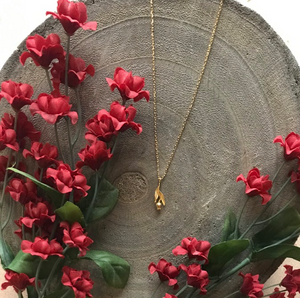 Tulip Dainty Necklace