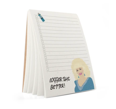 TAYHAM Notepads and Stickers