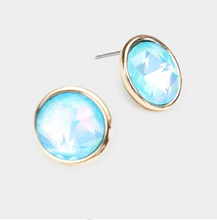 Load image into Gallery viewer, Sparkly Bubble Gum Earrings
