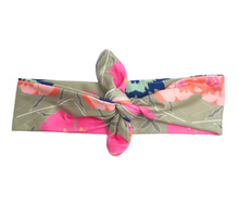 Load image into Gallery viewer, Blossom Knotted Headband