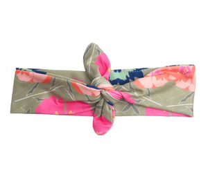 Blossom Knotted Headband