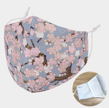 Load image into Gallery viewer, Floral Cotton Mask