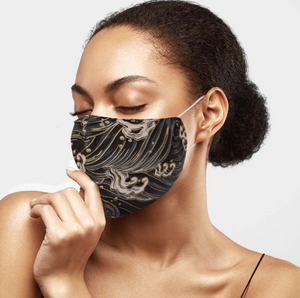 Ocean Waves Mask