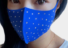 Load image into Gallery viewer, Bedazzled Face Masks