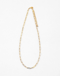 Paperclip Necklace - Thin
