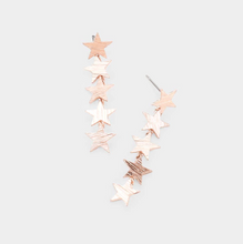 Load image into Gallery viewer, Star Dangles