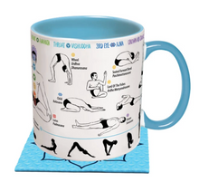 Load image into Gallery viewer, How To: Yoga Mug