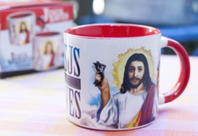 Load image into Gallery viewer, Jesus Shaves Mug