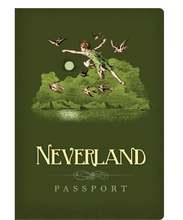 Load image into Gallery viewer, Neverland Notebook
