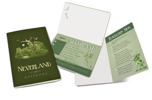 Neverland Notebook