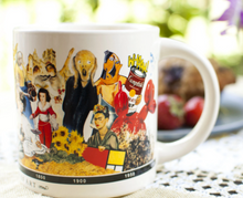 Load image into Gallery viewer, Brief History of Art Mug