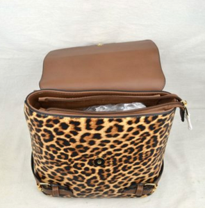 Animal Print Convertible Purse/Handbag