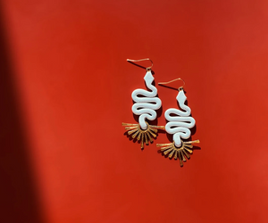 The Medusa Earring - Minis