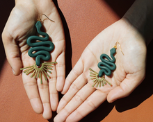 Load image into Gallery viewer, The Medusa Earring - Minis