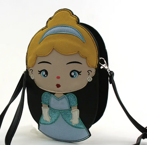 Cinderella Cross Body Purse