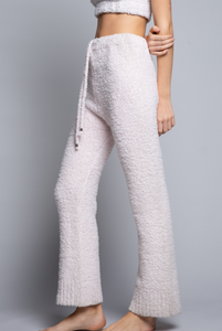 Cloud Nine Lounge Pants - Powder Pink