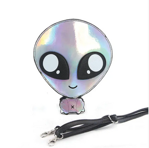 Alien Crossbody Purse