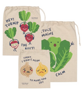 Produce Bag Set of 3