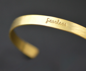 Laurel Denise Collection - Brass Cuff Bracelet