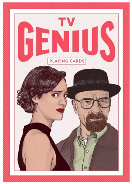 Genius Playing Cards: TV