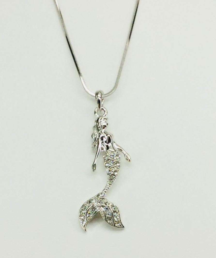 Mermaid Dainty Necklace
