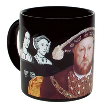 Load image into Gallery viewer, Henry VIII Wives Mugs
