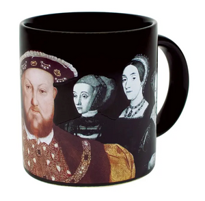 Henry VIII Wives Mugs