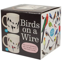 Load image into Gallery viewer, Birds on a Wire Mug