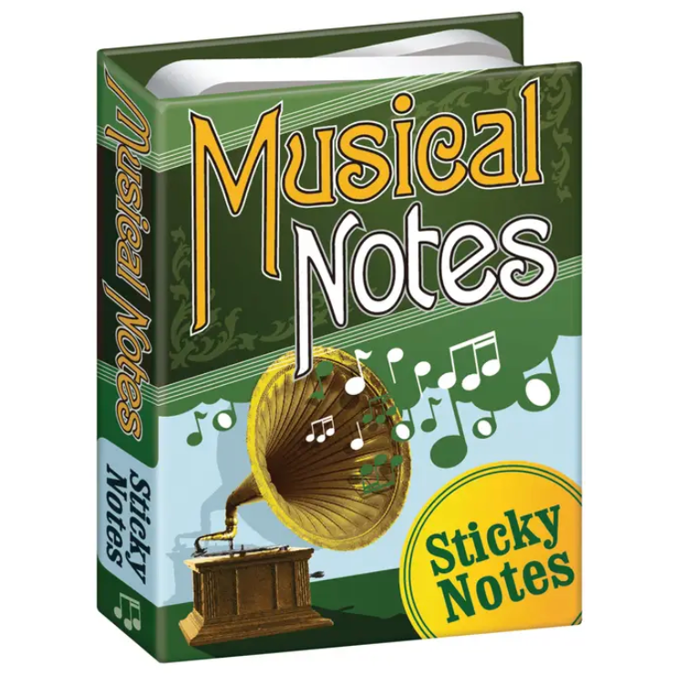 Musical Sticky Notes