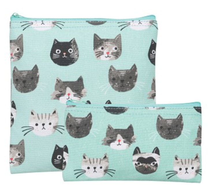 Snack Bags Set 2 - Cat's Meow
