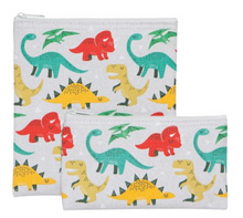 Load image into Gallery viewer, Snack Bags Set 2 -  Dandy Dinos