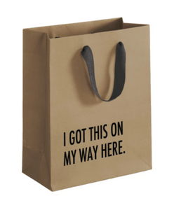Way Here Gift Bag