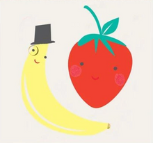 Load image into Gallery viewer, Happy Fruit Tattoos