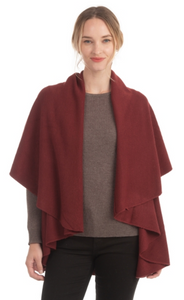 Convertible Vest & Shawl