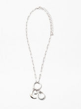 Load image into Gallery viewer, Moon and Star Charm Necklace