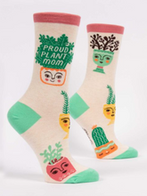 Load image into Gallery viewer, Blue Q Crew Socks