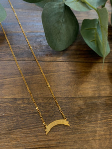 Carpe Diem Dainty Necklace