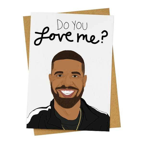 Do You Love Me Card