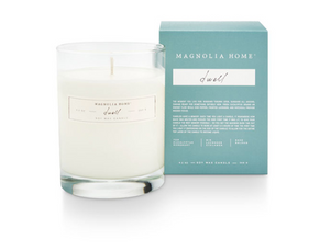 Magnolia Home Boxed Candle