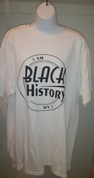 I Am Black History T - Shirt