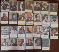 African American (Alphabet Flash Cards)