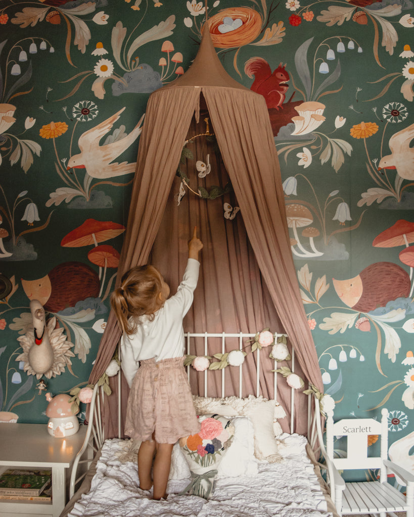 Room Tour: Scarlett's Whimsical Hideaway.